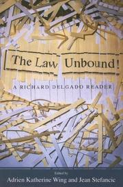 Cover of: The Law Unbound!