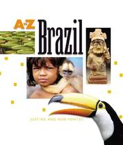 Cover of: Brazil (A to Z)
