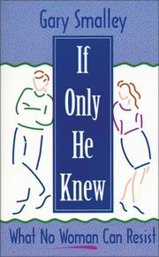 Cover of: If Only He Knew