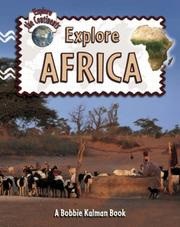 Cover of: Explore Africa (Explore the Continents)