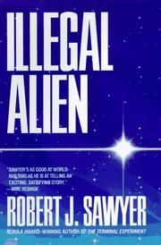 Cover of: Illegal alien