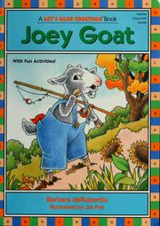 Cover of: Joey Goat