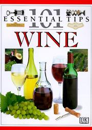 Cover of: Wine