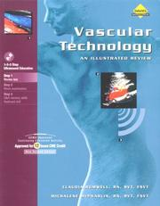 Cover of: Vascular Technology