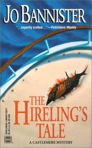 Cover of: Hireling'S Tale (Worldwide Library Mysteries)