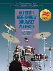 Cover of: Alfred's Beginning Drumset Method (Book & DVD)