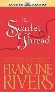 Cover of: The Scarlet Thread (Sons of Encouragement (Audio))