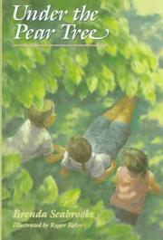 Cover of: Under the pear tree
