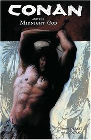 Cover of: Conan and the Midnight God (Conan (Graphic Novels))