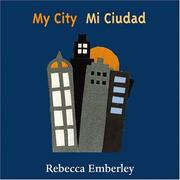 Cover of: My City/ Mi Ciudad