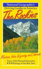 Cover of: The Rockies