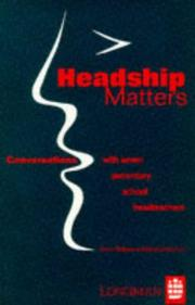Cover of: Headship Matters
