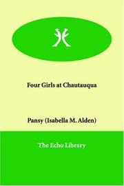 Cover of: Four Girls at Chautauqua