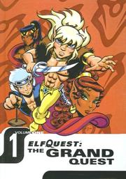 Cover of: The Grand Quest (Elfquest Graphic Novels (Sagebrush))