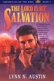 Cover of: The Lord is my salvation: a novel