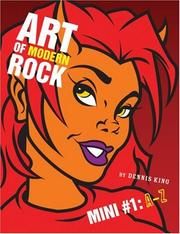 Cover of: Art of Modern Rock Mini #1