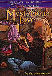 Cover of: Mysterious love
