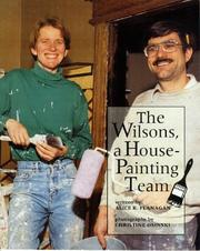Cover of: The Wilsons, a house-painting team