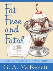 Cover of: Fat Free and Fatal (Wheeler Large Print Book Series)