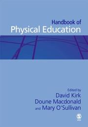 Cover of: The handbook of physical education