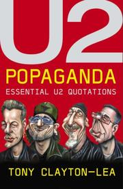 "Cover of: ""U2"" Popaganda"