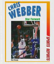 Cover of: Chris Webber