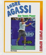 Cover of: Andre Agassi
