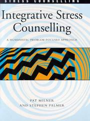 Cover of: Integrative Stress Counselling