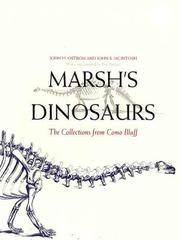 Cover of: Marsh's Dinosaurs