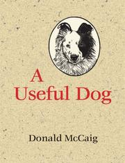Cover of: A Useful Dog