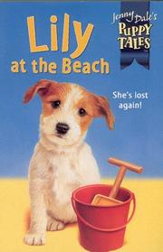 Cover of: Lily at the Beach (Jenny Dale's Puppy Tales)