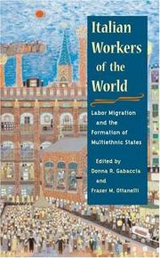 Cover of: Italian workers of the world