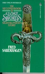 Cover of: Second Book of Lost Swords: Sightblinders Story