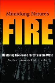 Cover of: Mimicking Nature's Fire