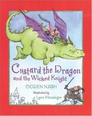 Cover of: Custard the Dragon and the Wicked Knight (Library of Nations)