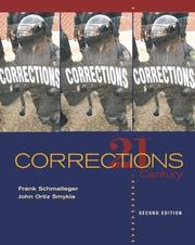 Cover of: Corrections in the 21st Century with Making the Grade CD-ROM and PowerWeb
