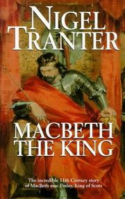 Cover of: Macbeth the King (Coronet Books)