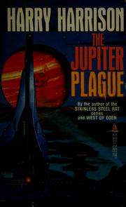 Cover of: The Jupiter plague