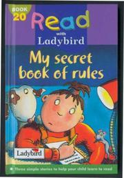 Cover of: My Secret Book of Rules (Read with Ladybird)