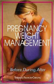 Cover of: Pregnancy Weight Management