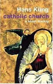 Cover of: The Catholic Church