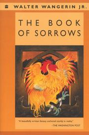 Cover of: The book of sorrows