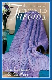 Cover of: Little Box of Crocheted Throws (Little Box)