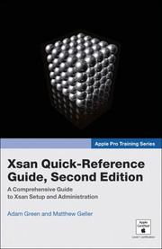 Cover of: Apple Pro Training Series