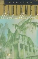 Cover of: Absalon Absalon!