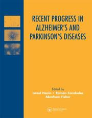 Cover of: Recent progress in Alzheimer's and Parkinson's diseases