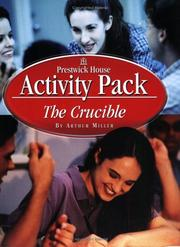 Cover of: The Crucible Activity Pack