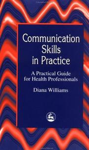 Cover of: Communication skills in practice