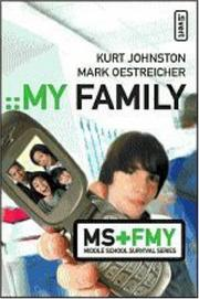 Cover of: My Family (invert/ Middle School Survival Series)