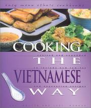 Cover of: Cooking the Vietnamese Way